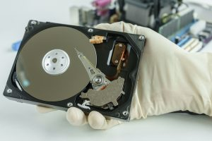 recover data from broken hard drive