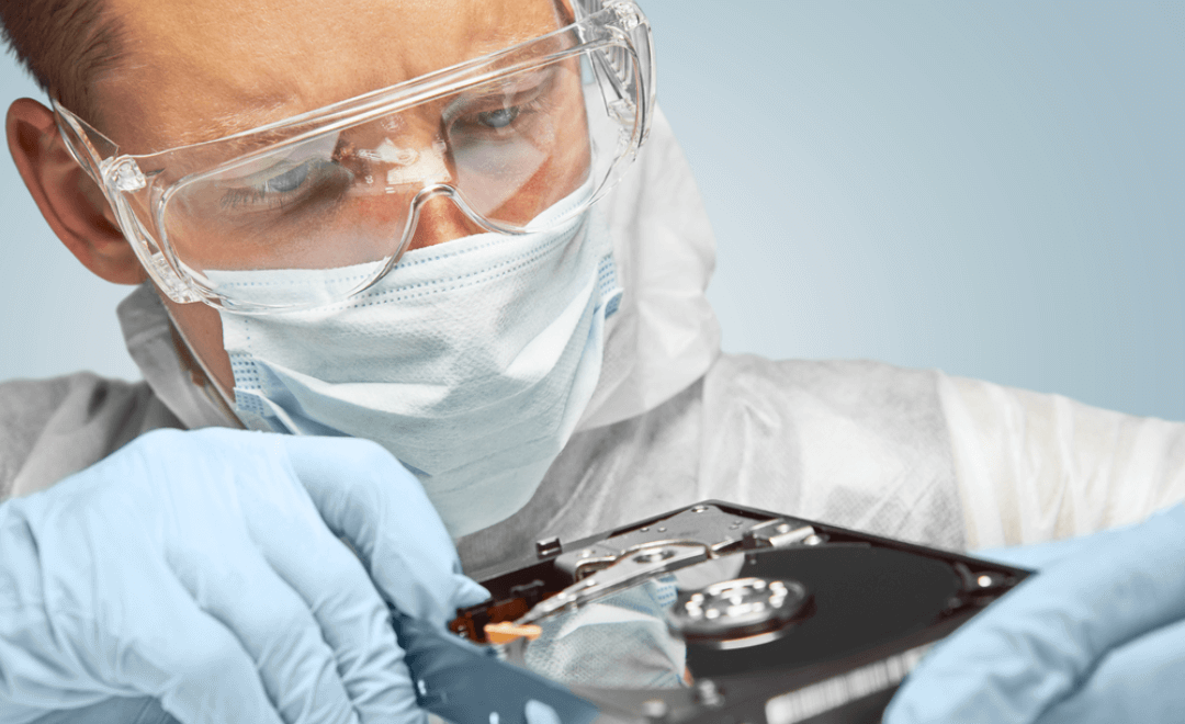 data recovery dangers