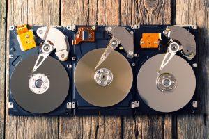 hard drive failure causes
